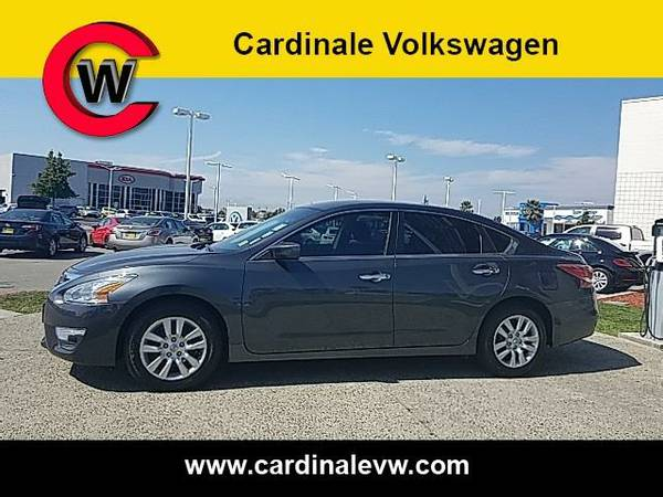 2013 *Nissan Altima* 2.5 S - Good Credit or Bad Credit!