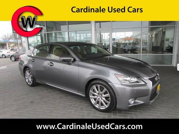 2013 *Lexus GS* 350 - Good Credit or Bad Credit!