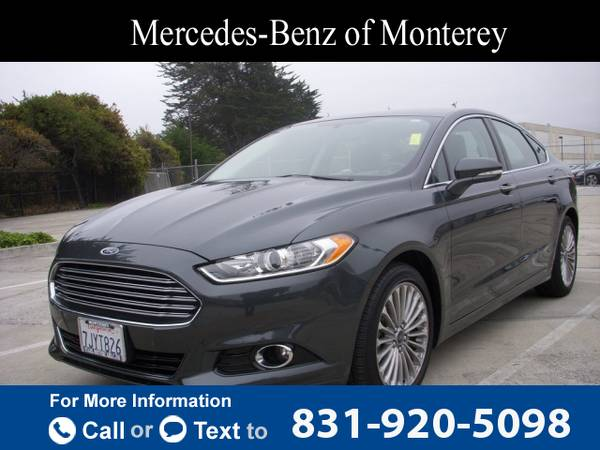 2015 *FORD* *Fusion* 15k miles