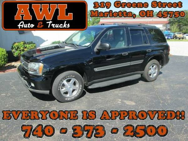 2002 Chevrolet Trailblazer LT