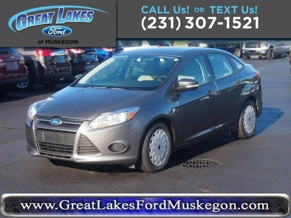 2013 Ford Focus SE Sedan Focus Ford