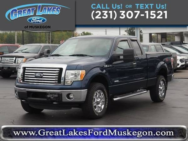 2011 Ford F-150 XLT Truck F-150 Ford