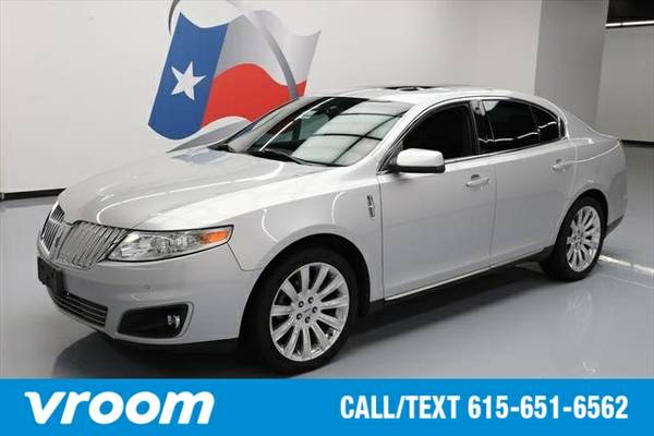 2009 Lincoln MKS 7 DAY RETURN / 3000 CARS IN STOCK