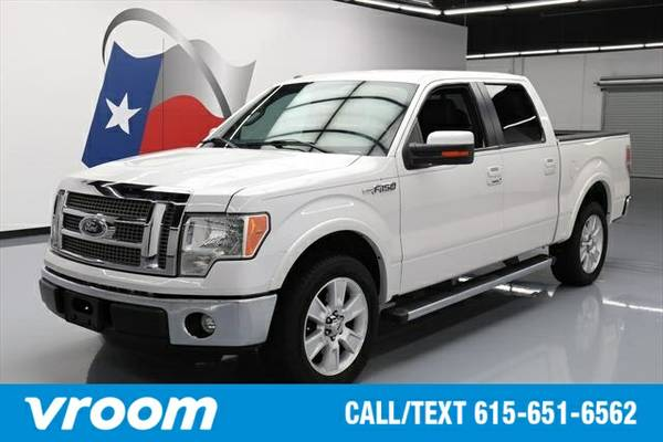 2012 Ford F-150 7 DAY RETURN / 3000 CARS IN STOCK