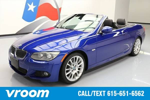 2013 BMW 328 328i 2dr Convertible Convertible 7 DAY RETURN / 3000 CARS