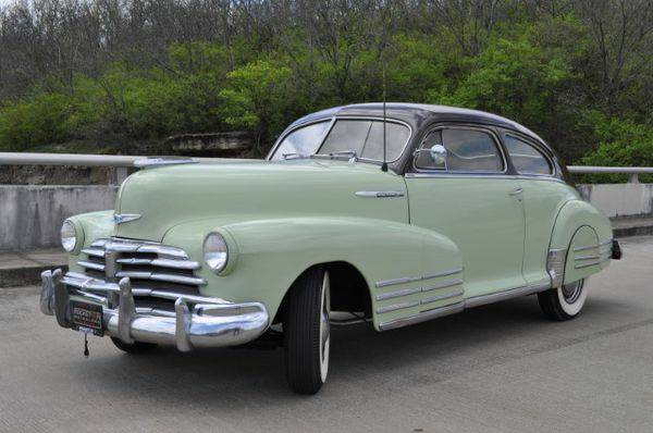 1948 *Chevrolet* *2* *Door* Fleetline - Check out the NEW INVENTORY