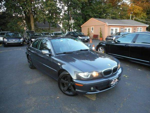 2006 *BMW* *3-Series* 325Ci coupe - WEEKLY PAYMENT ======>