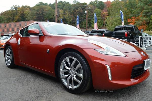2014 Nissan 370Z * 6 SPEED MANUAL* 1 OWNER* ONLY 11K MILES* NAVIGATION