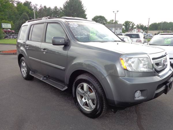 ****2011 HONDA PILOT EXL-NEW TIMING BELT/WP RUNS 100%-LOOKS 110% YES**