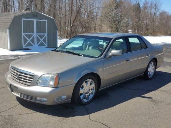 2003 *Cadillac DeVille* 4dr Car - (Bronzemist) 8 Cyl.