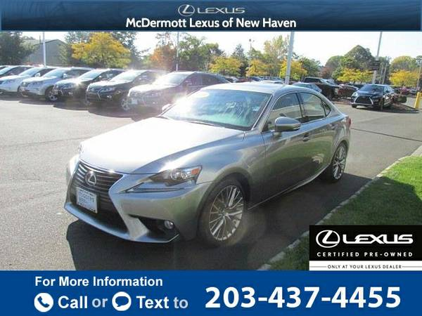 2014 *Lexus* *IS* *250* 20k miles