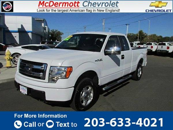 2014 *Ford* *F-150* 21k miles