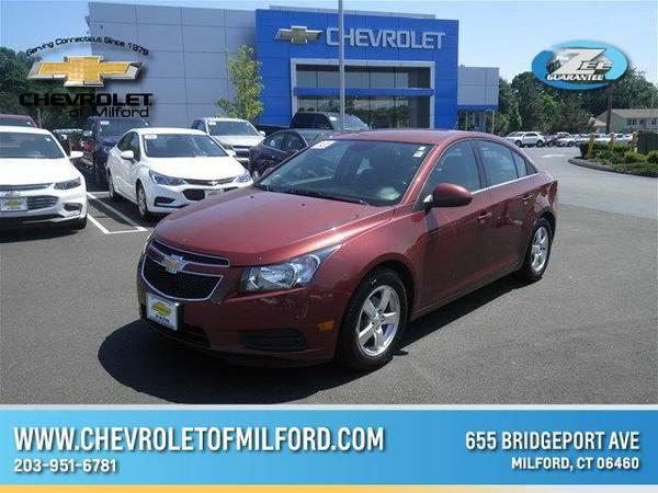 2013 *Chevrolet Cruze* 1LT Auto - UC1565 - ()