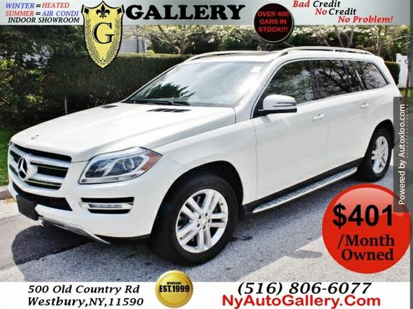 2013 Mercedes-benz Gl-class Gl450 4matic Easy Finance