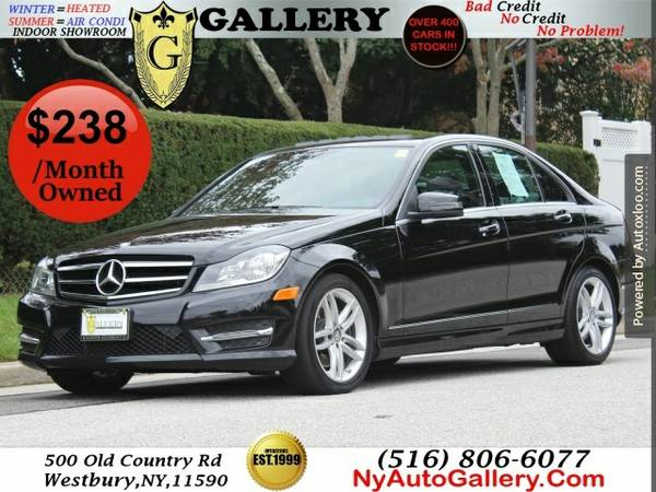 2014 Mercedes-benz C-class C300 Sport 4matic Easy Finance
