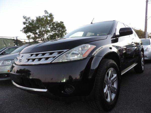 2007 *Nissan* *Murano* SL AWD *Buy-Here-Pay-Here & Financing*