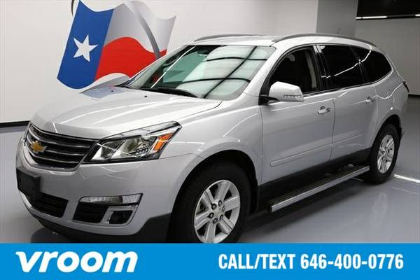 2014 Chevrolet Traverse LT 4dr SUV w/2LT SUV 7 DAY RETURN / 3000 CARS