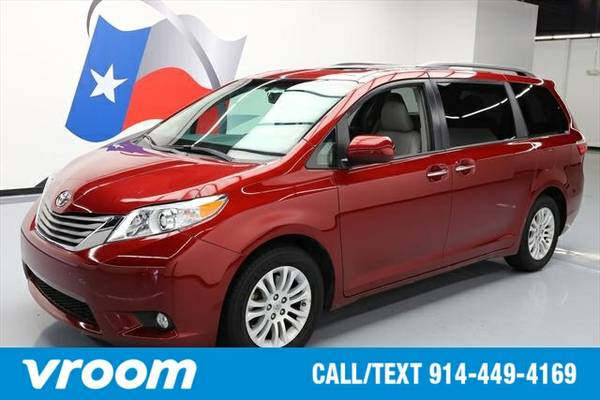 2016 Toyota Sienna 7 DAY RETURN / 3000 CARS IN STOCK