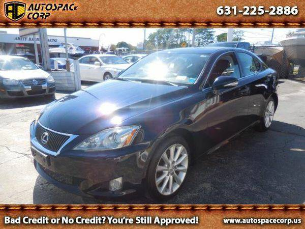 2009 *Lexus* *IS* 250 - 💯 CREDIT APPROVAL-📲 CALL OR TE