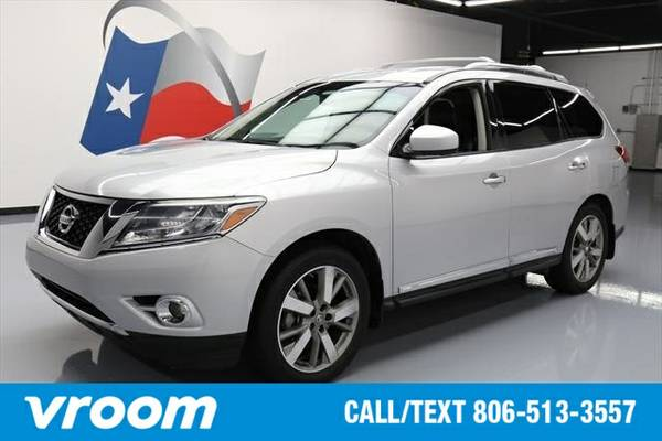 2014 Nissan Pathfinder 7 DAY RETURN / 3000 CARS IN STOCK
