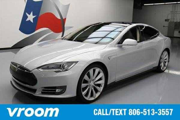 2013 Tesla Model S 7 DAY RETURN / 3000 CARS IN STOCK