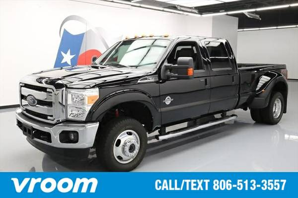 2016 Ford F-350 7 DAY RETURN / 3000 CARS IN STOCK