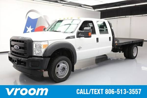 2015 Ford F-550 Chassis 7 DAY RETURN / 3000 CARS IN STOCK