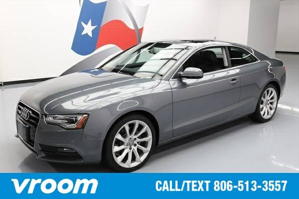2014 Audi A5 2.0T Premium 7 DAY RETURN / 3000 CARS IN STOCK