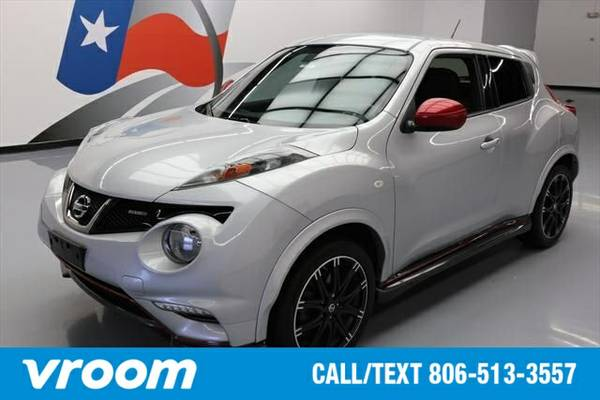 2014 Nissan Juke NISMO 4dr Crossover 7 DAY RETURN / 3000 CARS IN STOCK