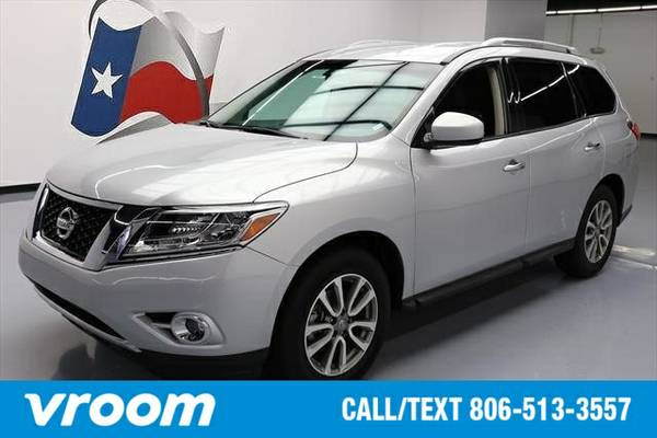 2016 Nissan Pathfinder 7 DAY RETURN / 3000 CARS IN STOCK