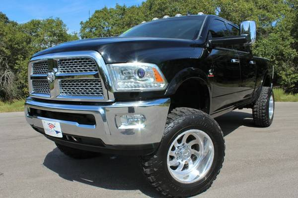 2013 DODGE RAM 2500 4X4 6.7L CUMMINS*ONLY 57K Mi*1OWNER*CLEAN CARFAX!*