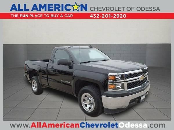 2015 Chevrolet Silverado 1500 2WD REG CAB Truck Silverado 1500...