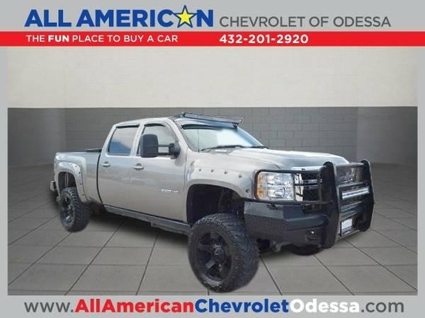 2013 Chevrolet Silverado 2500HD LT Truck Silverado 2500HD Chevrolet