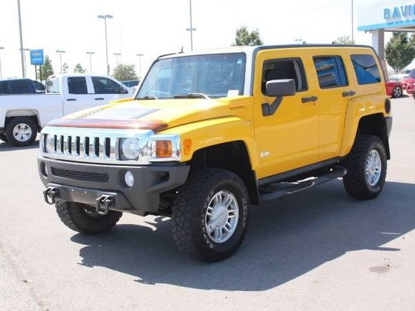 2007 HUMMER H3 4X4~ SUPER CLEAN~ SUNROOF~ $287/MONTH