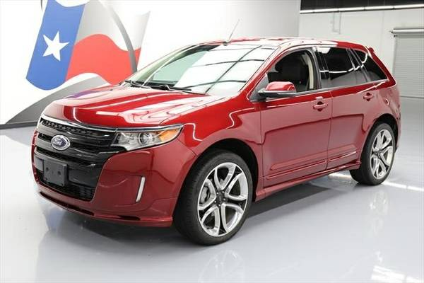 2014 Ford Edge Sport 7 DAY RETURN / 3000 CARS IN STOCK