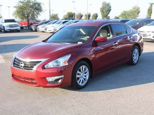 2015 NISSAN ALTIMA 2.5 S~ SUPER CLEAN~ $227/MONTH