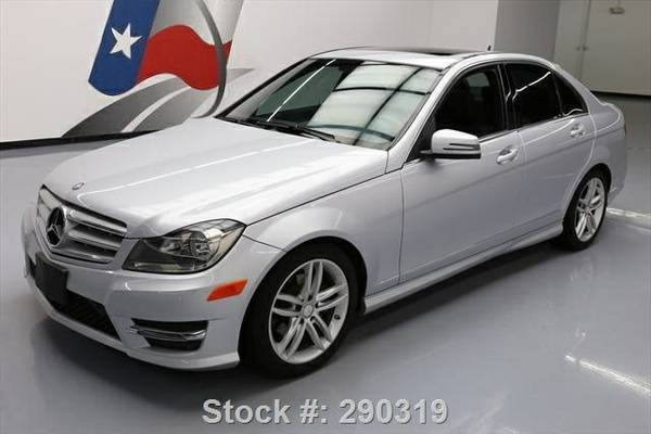 2013 Mercedes-Benz C-Class C250 Sport 4dr Sedan 7 DAY RETURN / 3000 CA