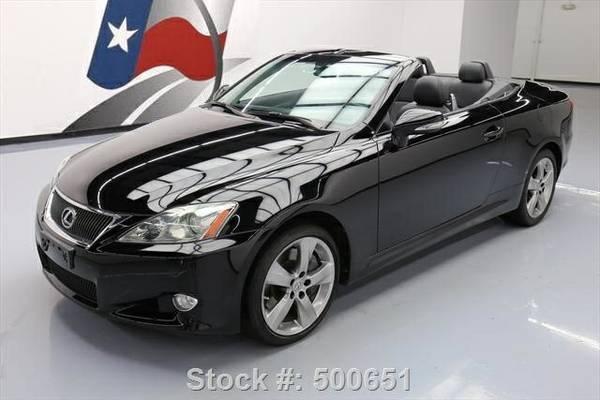 2010 Lexus IS 350C 7 DAY RETURN / 3000 CARS IN STOCK