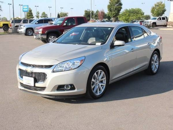 2015 CHEVROLET MALIBU LTZ~ LEATHER & LOADED~ $251/MONTH