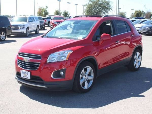 2015 CHEVROLET TRAX LTZ~ LEATHER & LOADED~ $272/MONTH