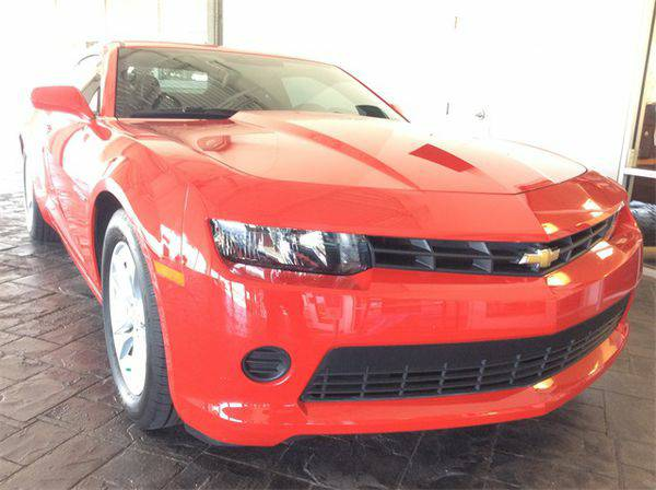 2014 *Chevrolet* *Camaro* 2LS -🔥LOW MONTHLY PAYMENT