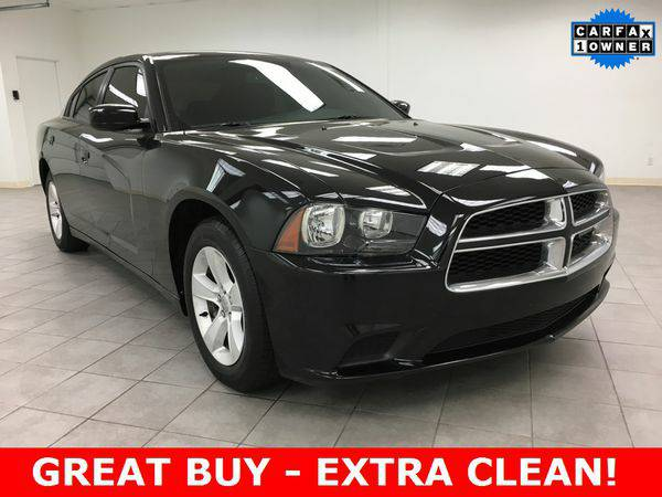 2013 *Dodge* *Charger* SE - THE OKC PRICE LEADER!
