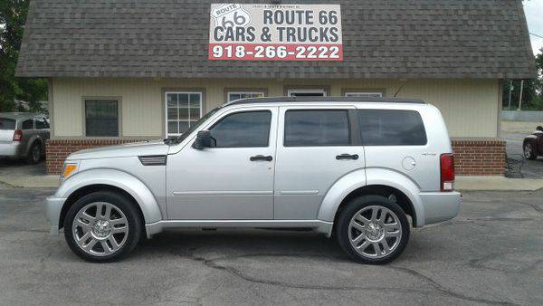 2011 *Dodge* *Nitro* R/T 4WD LOW MILES SUPER CLEAN