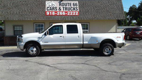2006 *Ford* *F-350* *SD* King Ranch Crew Cab Long Bed 4WD DRW