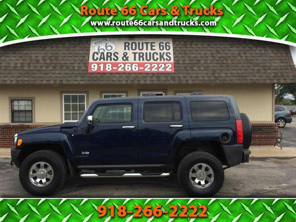 2008 *HUMMER* *H3* Luxury RICH INTERIOR AND EXTERIOR