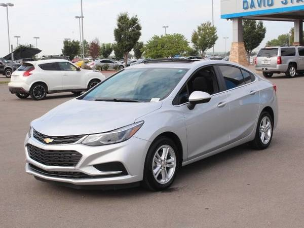 2016 CHEVROLET CRUZE LT~ LOADED OUT~ SUNROOF~ $279/MONTH