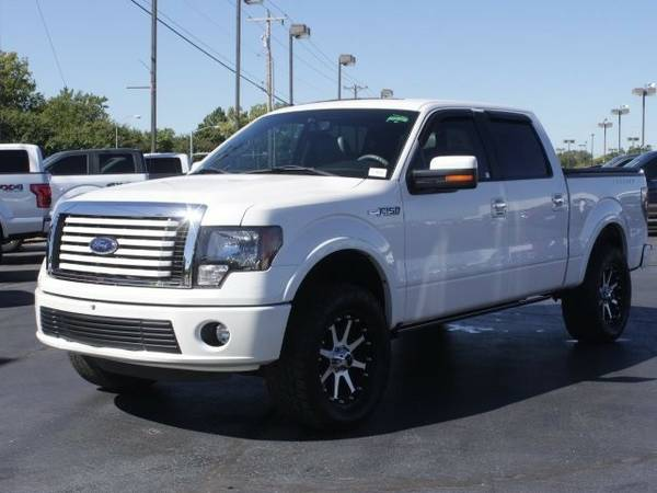 **2011 FORD F-150 LARIAT LIMITED! LEATHER! NAV! CALL JESS