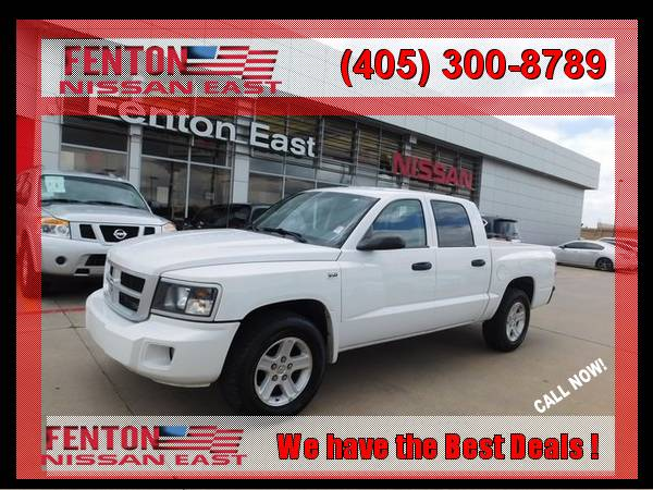 2011 Dodge Dakota Big Horn * Big Horn * Instant Financing!