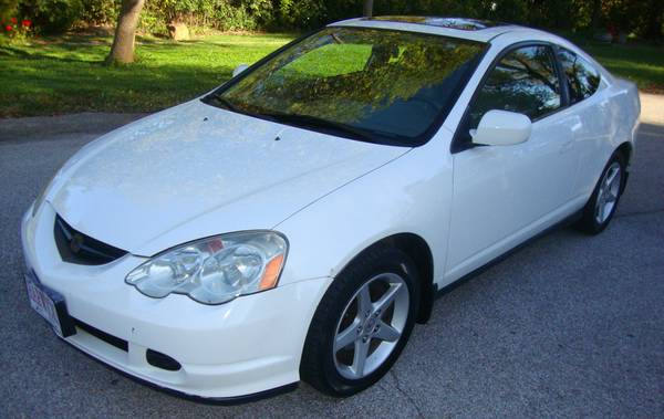 Acura 2002 RSX, auto, great runner