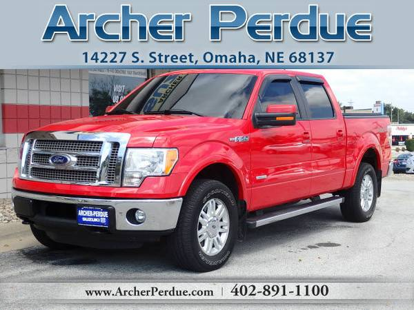 2012 Ford F150 - CLEARANCE SALE!